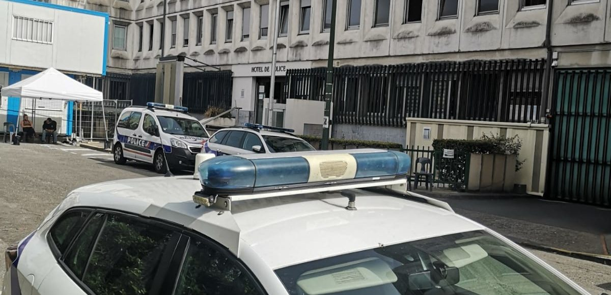 aide aux forces de l'ordres suicide police Pau